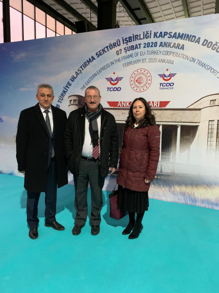 The Eastern Express Journey in the Frame of EU-Turkey Cooperation on Transport