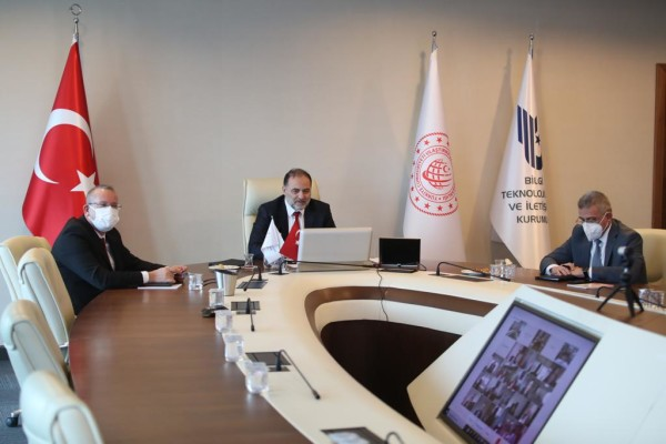 """The Financial Cooperation Coordination Board"" Meeting was Held"